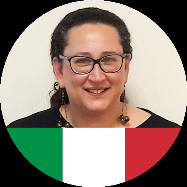 Dr. Maria Lekka - east representative of italy