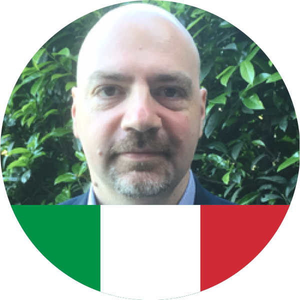 Prof. Dr. Luca Magagnin - east representative of italy