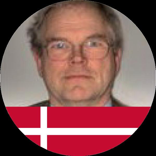 Prof. Dr. Per Moller - east representative of denmark