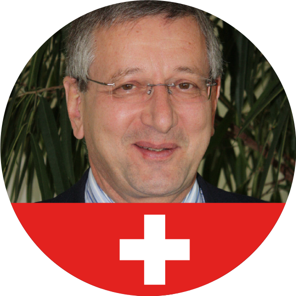 Dr. Jean-Claude Puippe - east representative of switzerland