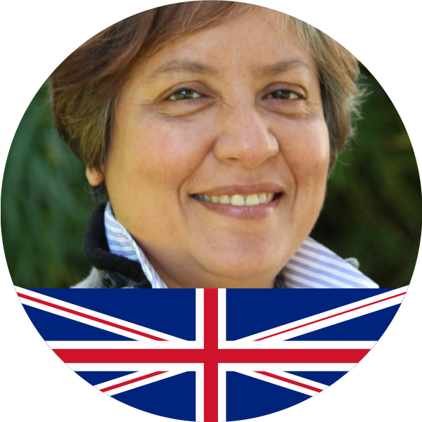 Prof. Dr. Sudipta Roy - east representative of great britain