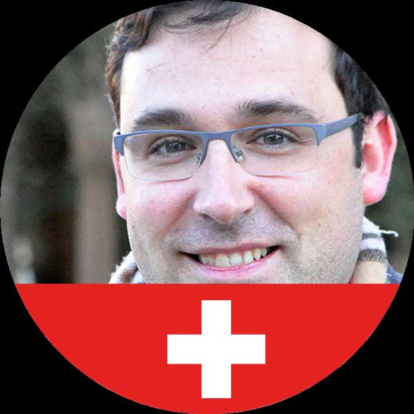 Salvador Pané i Vidal - east representative of switzerland