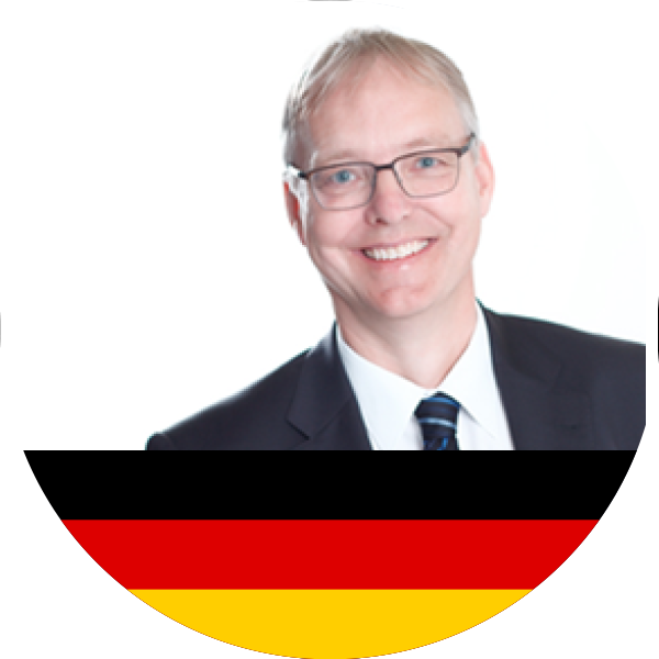Dr. Andreas Zielonka - east representative of germany