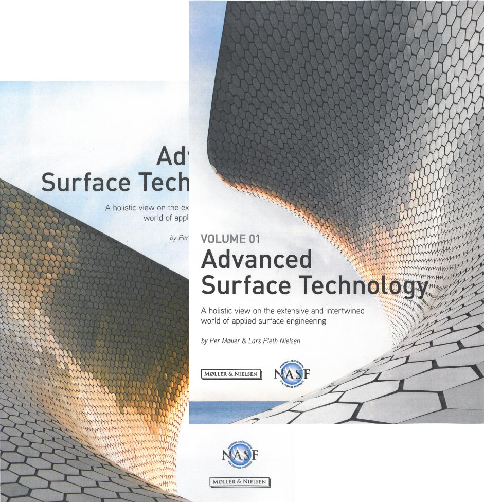Book: Advanced Surface Technology