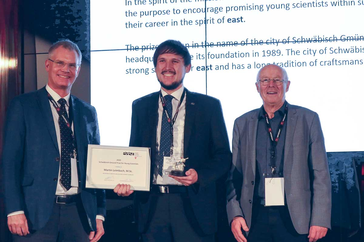 Prize for Young Scientists 2020